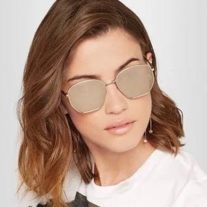 Le Specs Ottoman sunglasses gold/smoke